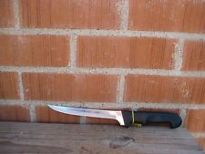 "Vintage 6"" Blade *** ROGERS *** Flexible Fisherman Fillet Knife JAPAN"