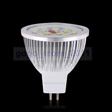 6W MR16 15 LED SMD Lamp Bulbs light Warm White 12V 450-500Lm 5630 Chip