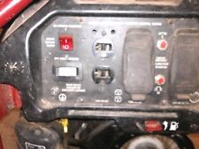 USED 0069313 FUEL TANK FOR PM0123250 GENERTOR - ENTIRE PICTURE NOT FOR SALE