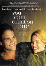 You Can Count On Me ~ Matthew Broderick Mark Ruffalo ~ DVD WS FREE Shipping USA