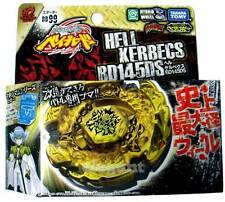 TAKARA TOMY Beyblade Metal Fight Fusion Hell Kerbecs BD145DS BB99 with Launcher