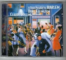 (GX886) Claude Bolling, A Tone Parallel To Harlem - 2008 CD