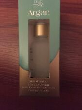 Dead Sea Collection Argan Anti-Wrinkle Facial Serum with Dead Sea Minerals