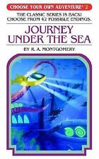 Journey Under the Sea Choose Your Own Adventure #2