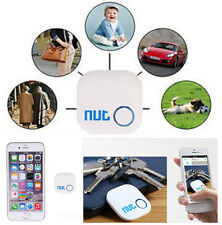 Nut 2 Smart Tag Bluetooth Tile GPS Tracker Key Finder Anti Lost and Found White
