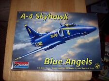Monogram Blue Angels A-4 Skyhawk 1:48 scale sealed  new in opened box