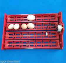 ✔ ✔ ✔ Automatic 32/40 goose l Egg Turner Tray with Motor 110Volt or 220Volt  ✔ ✔