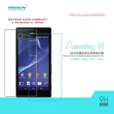 Nillkin Amazing 9H Tempered Glass Screen Protector for Sony Xperia M2 (S50H)