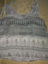 Converse One Star size xs short-tunic top 100% Polyester