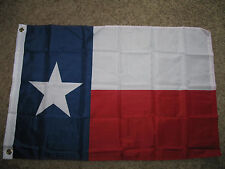 2x3 Texas Lone Star State SuperPoly Flag 2'x3' Banner Brass Grommets