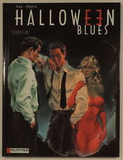 Halloween Blues 1 Kas Lombard coll Polyptique EO