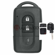 New Remote key Shell Case 2 Button for Nissan Micra Xtrail Qashqai Juke Duke Fob