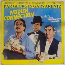 Yiddish Connection 33 tours Garvarentz Aznavour Tognazzi Dussolier 1986