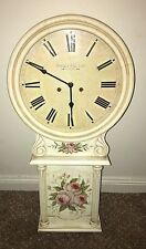 Smith & Ives LTD - Manchester - Vintage Style Wall Clock - Hidden Key Storage