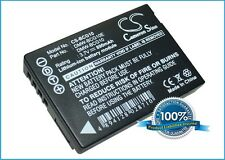 3.7V battery for Panasonic Lumix DMC-ZS3K, Lumix DMC-ZS1S, Lumix DMC-ZS7S Li-ion