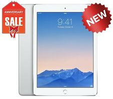 NEW Apple iPad Air 2 64GB Wi-Fi + Cellular LTE AT&T (Unlocked), 9.7in Silver