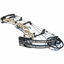 New 2016 Bear Archery Escape 55-70# Right Hand Compound Bow Sand