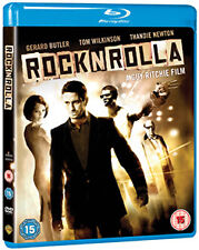 ROCKNROLLA - BLU-RAY - REGION B UK
