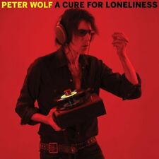 PETER WOLF CD - A CURE FOR LONELINESS (2016) - NEW UNOPENED - ROCK - CONCORD
