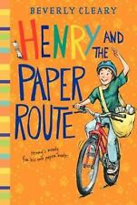 Henry and the Paper Route  (Henry Huggins) Cleary, Beverly Paperback