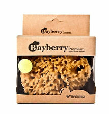 Bayberry Natural Kalymnos Greek Sea Sponge(Honeycomb) 4'' - 4.5'' X 1ea for Bath