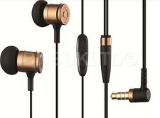 JBM BRONZE bullet metal headphones earphones for gym jogging sports mp3 with mic
