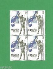 Spain Edifil 2683** MNH Centenario de  psblo Gargallo  BLOQUE DE 4