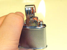 POLO VINTAGE POCKET PETROL WICK LIGHTER WITH WINDSHIELD - 1930 - ENGLAND - RARE