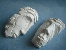 Heads of Monumental Statues Unpainted Ceramic Thomarillion Terrain Dwarven Forge