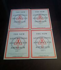 The New Advertising and Success Approach Parts 1 - 4 Harvey Brody Toll Position
