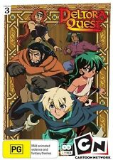 Deltora Quest: Escape from the Monster Vraal! (Collection 3) DVD