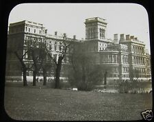 Glass Magic lantern slide THE HOME OFFICE LONDON C1890 ENGLAND