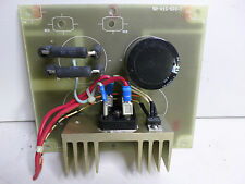 DC POWER SUPPLY - Rectifier/Capacitor/Bleed Resistor includes LM340T12 12VDC Reg