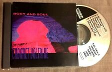 CABARET VOLTAIRE / BODY AND SOUL - CD (printed in Belgium - 1991) RARE !!!