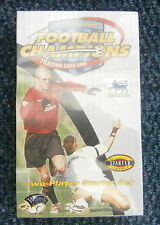BRAND NEW FACTORY SEALED BOX FOOTBALL CHAMPIONS TRADING CARD GAME STARTER SET