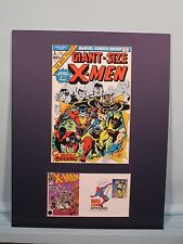Marvel Comics The X-Men & Wolverine & First day Cover