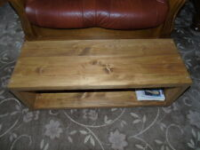 Rustic Handmade TV Stand/ Coffee  Table/  - Many Sizes*