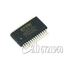 5PCS FTDI FT232 FT232RL USB TO SERIAL UART SSOP-28 IC