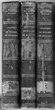 C1 NAPOLEON  Memoires MADAME DE REMUSAT 1802 1808 COMPLET en 3 Volumes 1880