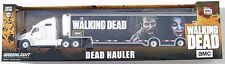THE WALKING DEAD AMC TV SERIES DEAD HAULER KENWORTH T2000 1/64 GREENLIGHT