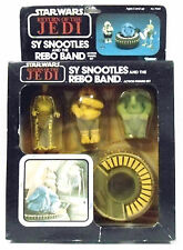 STAR WARS Return of the Jedi SY SNOOTLES and the REBO BAND AF set.