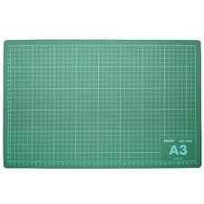 A3 TAGLIO TAGLIO MAT Board SELF HEALING ANTI SCIVOLO stampato le linee di griglia Craft