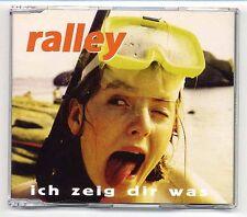 Klee Maxi-CD Ich Zeig Dir Was - Klee noch als Ralley !!