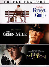 Forrest Gump/The Green Mile/Road To Perdition (New Dvd)
