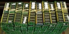 Lot of 100 1GB Mixed DDR1 PC3200 PC2700 Desktop PC Memory for Dell HP IBM TESTED