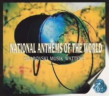 Various Artists National Anthems of the World CD