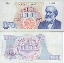 1.000 LIRE VERDI 1° TIPO PRIMO DEC.20 MAGGIO 1966 SPL