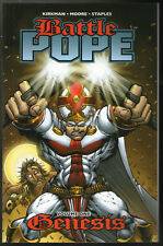 Battle Pope Volume 1 - Genesis:  Softcover Graphic Novel by Image