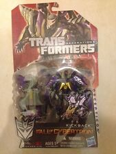 Transformers Fall of Cybertron Deluxe Kickback (MOSC)