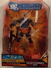 DC Universe Classics Series 3 Solomon Grundy Deathstroke Unmasked Variant MOC